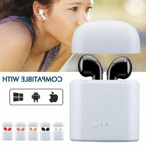 Wireless Earbuds Headphones For Airpods iPhone Android