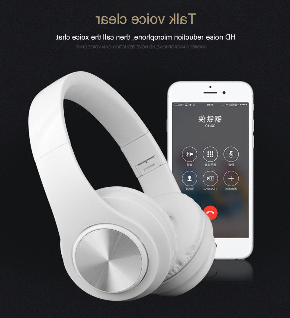 Wireless Stereo Headset Mic