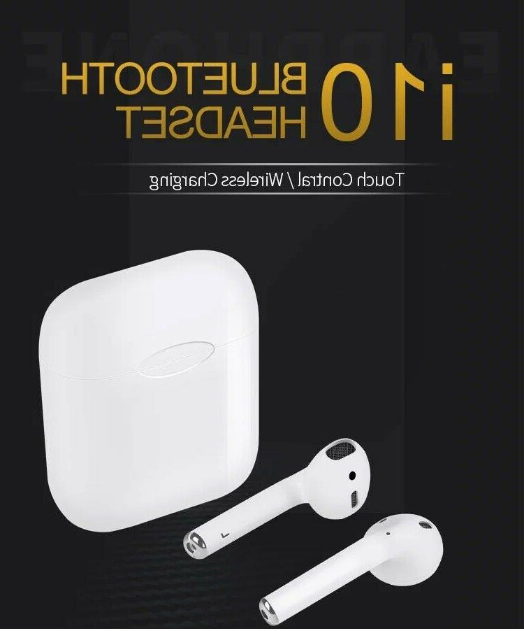 Wireless Earpods iPhone 8 XS& Charger Case