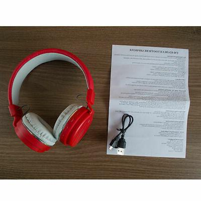 Wireless Bluetooth with HiFi Over Ear