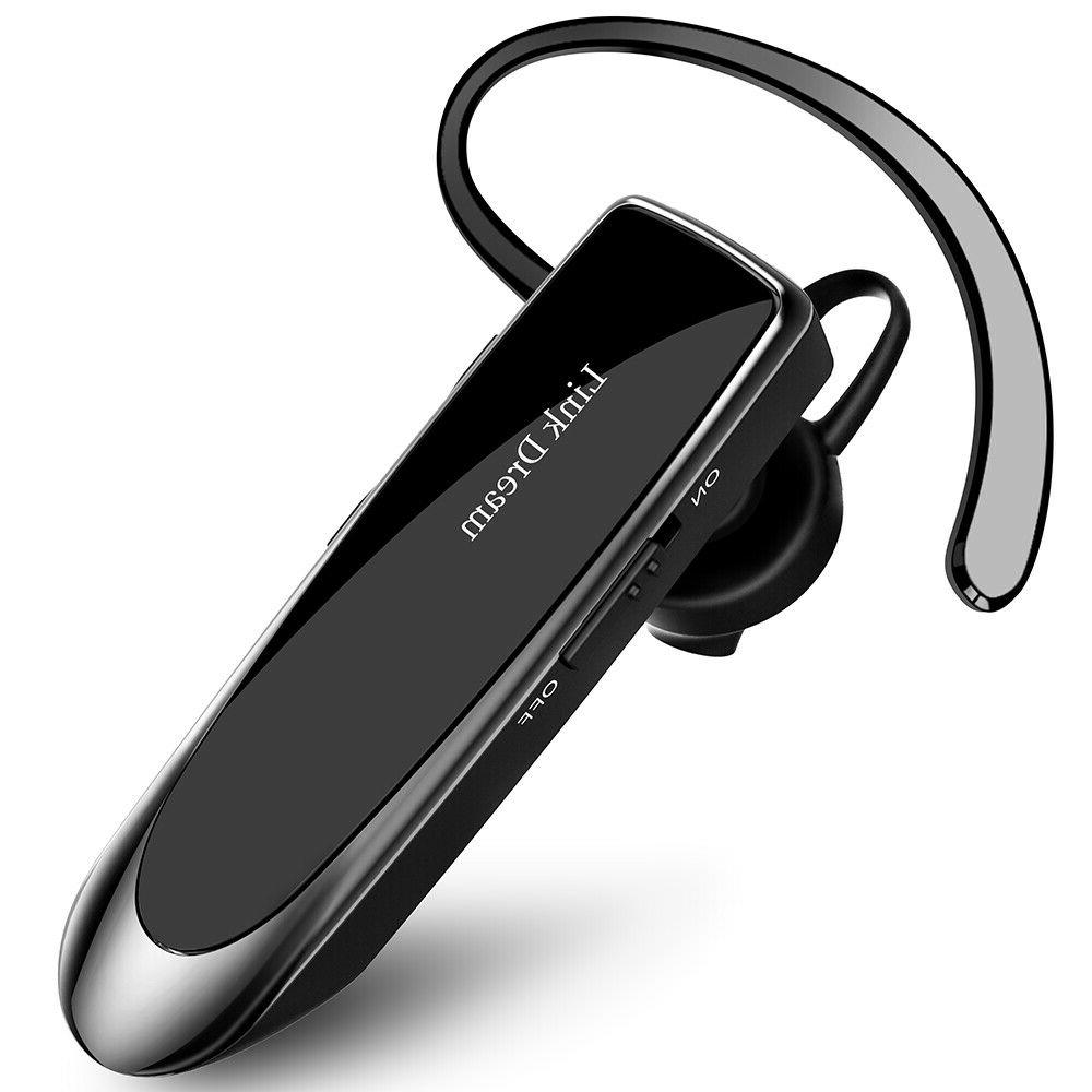 wireless drivers trucker bluetooth noise cancelling mic