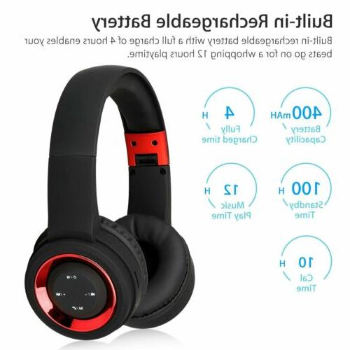 Mpow Headphones Headset Cancelling