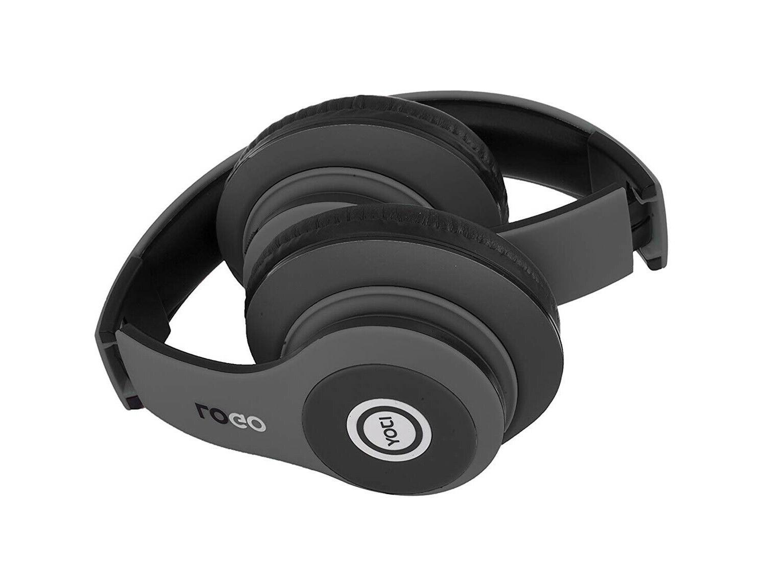 Wireless Ear Headphones Foldable