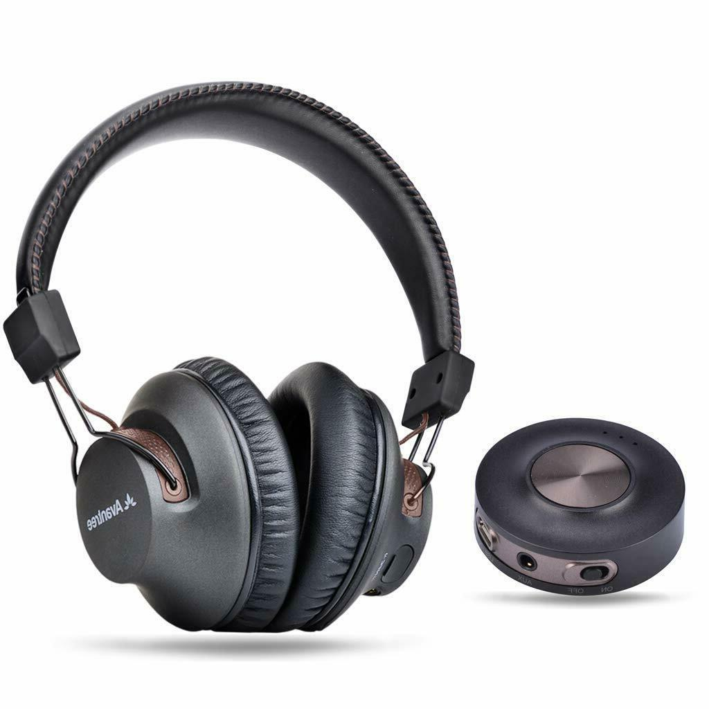 wireless headphones for tv computer w bluetooth