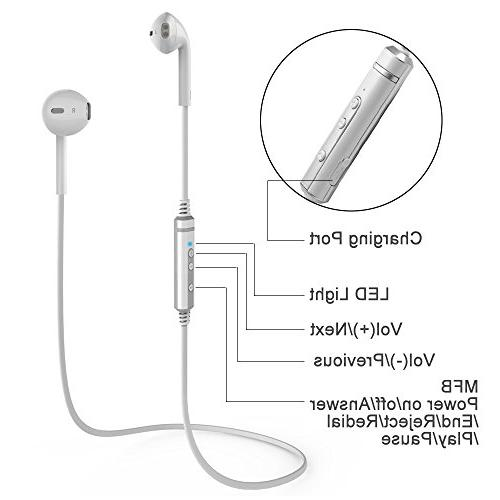 LBell Noise Stereo Headphones with iPhone and Android