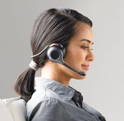Logitech H760 Headset with Noise Canceling Microphone