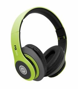 Matte Rechargeable Bluetooth Wireless Foldable Over Ear Head