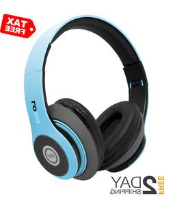Matte Rechargeable Wireless Bluetooth Headphones Ear Ijoy Pr
