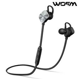 Mpow MBH29 Wolverine Bluetooth 4.1 Headset Metal Wireless He