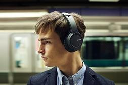 Sony MDR-ZX770DC Bluetooth and Noise Canceling Headphones/He