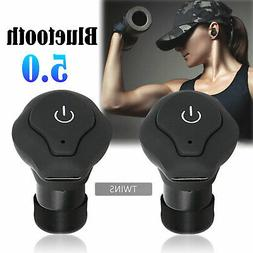 mini bluetooth 5 0 headset earbuds true