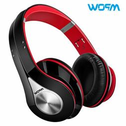 Mpow Foldable Bluetooth Headphones On-Ear Stereo Noise Cance