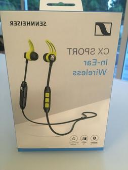 New Sennheiser CX SPORT In-Ear Wireless Bluetooth Headset