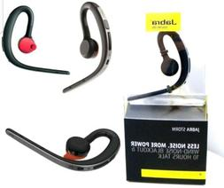 New Genuine Jabra Storm Bluetooth Headset HD Voice NFC Wind