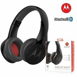 New Motorola Pulse Escape Over-Ear Bluetooth Wireless Headph