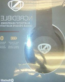 NEW SEALED Ncredible1 Wireless On Ear Bluetooth Headphones -