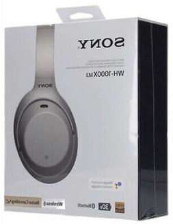 New Sony WH-1000XM3/S Over Ear Wireless Bluetooth Noise Canc