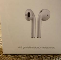 New Wireless Bluetooth 5.0 Headphones  Earbuds with Charging