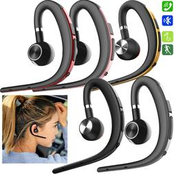 Noise Cancelling Bluetooth Headset Headphone with MIC for Hi