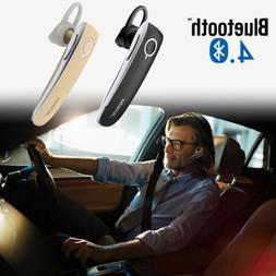 Noise Cancelling Bluetooth Wireless Headset Earphone with Mi