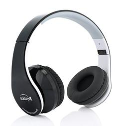 New over-ear wireless Stereo HiFi-- Bluetooth 4.0 headset he