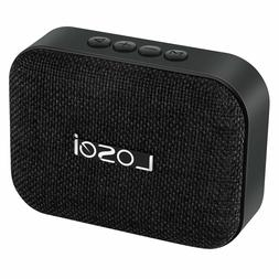 Portable Bluetooth Wireless Speaker with Rechargeable Batter