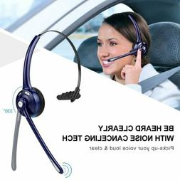 Mpow Pro Trucker Bluetooth Headset Office Wireless Headphone