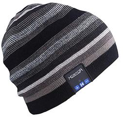 Mydeal Rechargeable Bluetooth Audio Beanie Fashional Double
