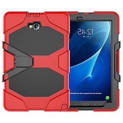 Samsung Galaxy Tab A 10.1 With S Pen  Case with Screen Prote