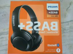 Philips SHB3075 Extra BASS+ Bluetooth Wireless On-Ear Headph