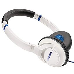 Bose SoundTrue Headphones On-Ear Style, White for Apple iOS