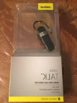 Jabra Talk Bluetooth Headset Hands Free Wireless.brand New S