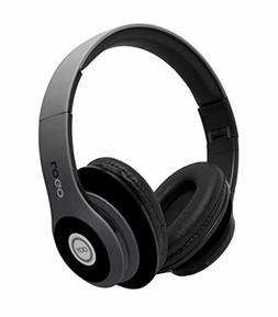 ijoy matte finish premium rechargeable wireless headphones
