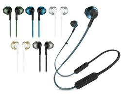 tune 205bt bluetooth wireless neckband earbud headphones