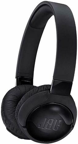 JBL Tune 600 BTNC Black Over-Ear Wireless Bluetooth Noise Ca