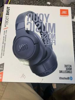 tune 750nc over ear bluetooth noise cancelling