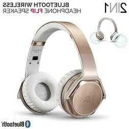 Universal 2in1 Bluetooth Wired Wireless Microphone Headphone