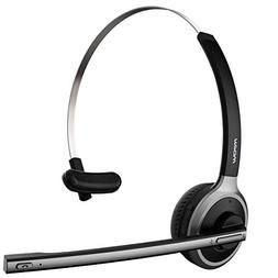 Mpow Upgraded 078 Bluetooth Headset/Truck Driver Headset, Wi