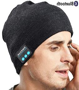 upgraded knit bluetooth beanie hat