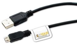 Readyplug USB Cable for Charging iJoy Matte Wireless Bluetoo