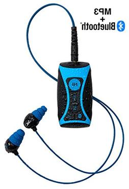 100% Waterproof Stream MP3 Music Player with Bluetooth and U