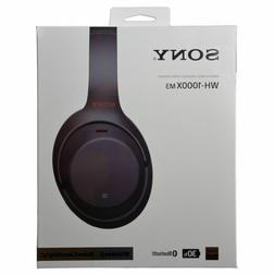 Sony WH-1000XM3 WH1000XM3 Wireless Bluetooth Noise-Canceling