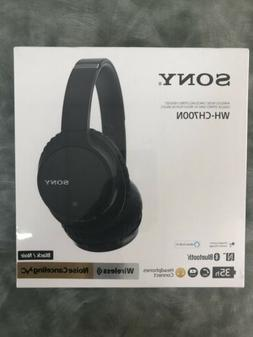 Sony WH-CH700N Bluetooth Noise Canceling Wireless Headphones
