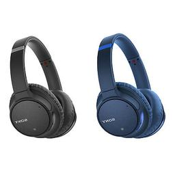 Sony WH-CH700N Wireless Noise-Canceling Headphones with Blue