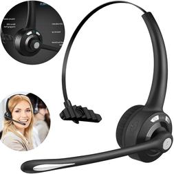 Wireless Blue Parrot Headset Truck Driver Noise Cancelling B
