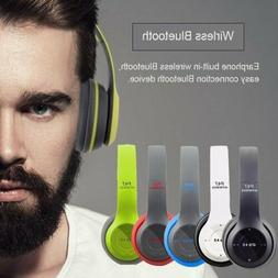 Mpow Wireless Bluetooth 4.2 Headphones Foldable Headset Ster