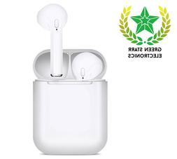 wireless bluetooth earbuds in ear headphones airpods