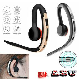 wireless bluetooth earpiece sport headset over ear