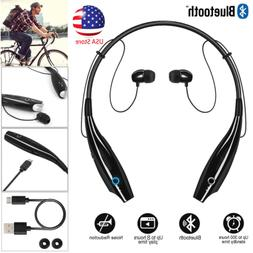 Wireless Bluetooth Headphones Headset Stereo Earphone Neckba