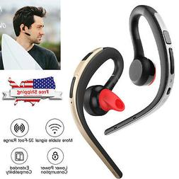 Wireless Bluetooth Headset Earpiece Noise Cancelling with Mi